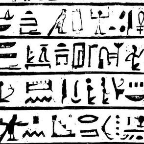 Hieroglyphics // Large