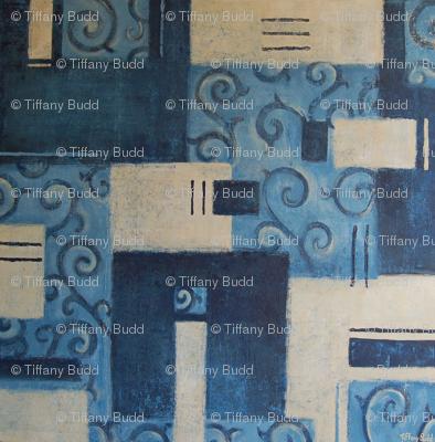 Blue Dream Swirl