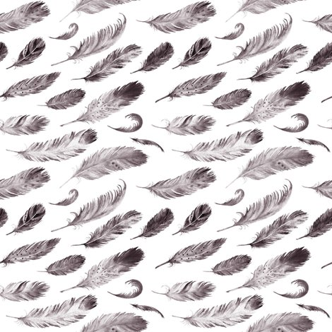 Rblack_and_white_feathers_shop_preview