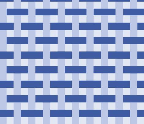 David's tie in mono fabric by sofsdesigns on Spoonflower - custom fabric