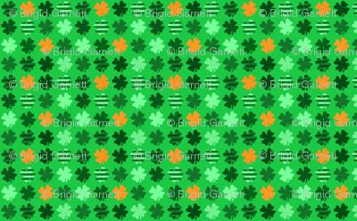 Irish Clovers