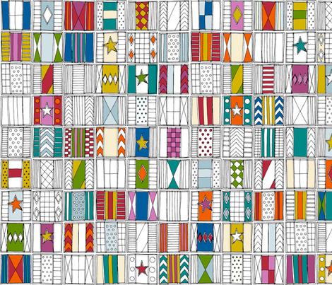 racing silks fabric by scrummy on Spoonflower - custom fabric