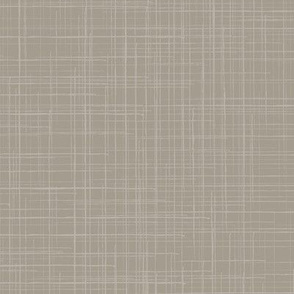 18-08G Taupe Brown Texture Linen Solid || Woven Tan Gray Grey Geometric Cream Off White _ Miss Chiff Designs