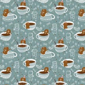 Winter Hot Chocolate Bears II