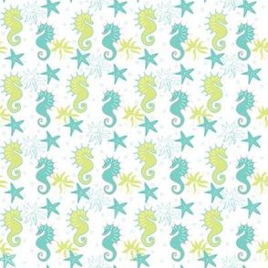 Seahorses - Green