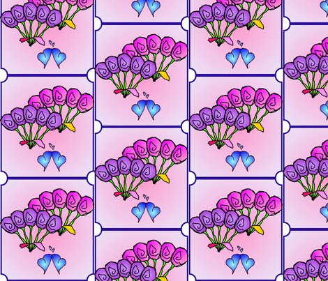 sisterhood 02  3 1 2018 fabric by compugraphd on Spoonflower - custom fabric