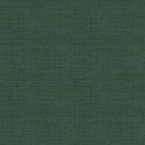 Linen Pine Green