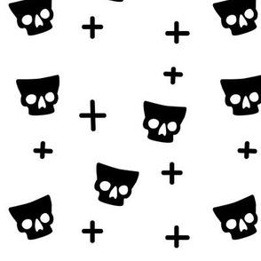 Skulls & Crosses