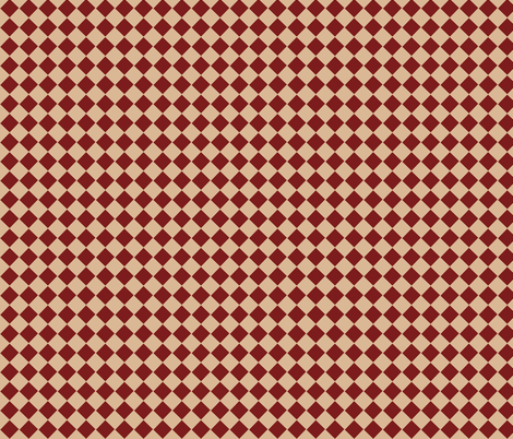 conduit red wine harlequin fabric by betz on Spoonflower - custom fabric