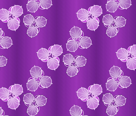 Lavender Lake fabric by hannafate on Spoonflower - custom fabric