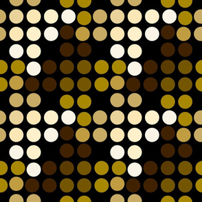 funky mod dots