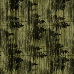 Forest Mist RR - green