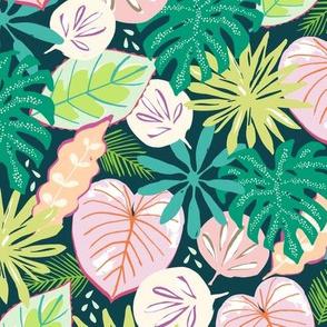 Tropical Dream - Teal