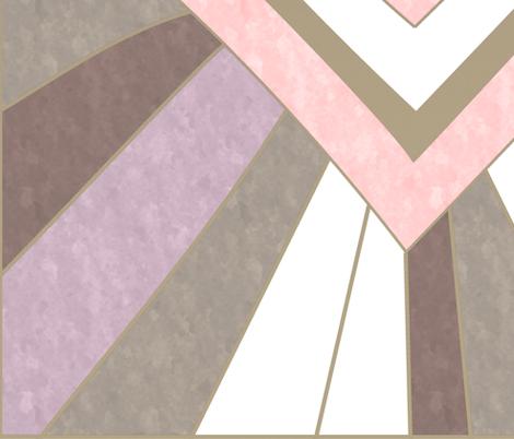 artdeco fabric by pixabo on Spoonflower - custom fabric