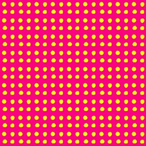 Maridadi  7 in Pink & Yellow