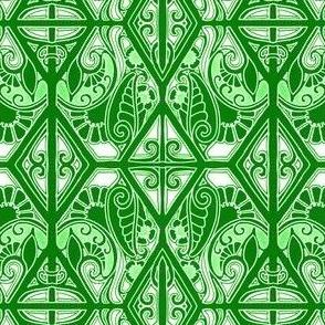 Boldly Going Green