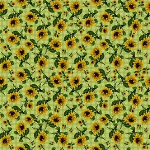 Sunflower Gingham