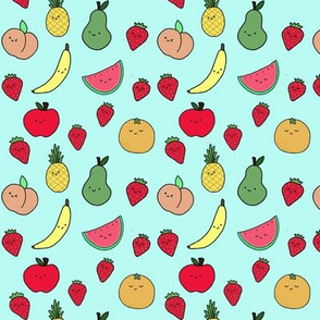 Fun Fruit Pals