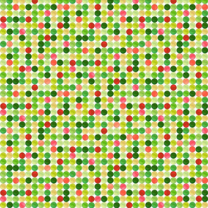 Apple Confetti red mix small