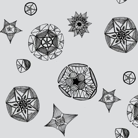 big wheels turning3-ed-ch fabric by inlanddesign on Spoonflower - custom fabric