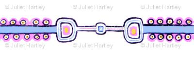 Juliet Hartley / Horse Shoe Belt