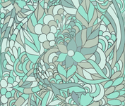 Stained Glass fabric by jhwagner@me_com on Spoonflower - custom fabric