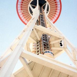 1962 Seattle Space Needle