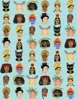 Goddesses Around the World