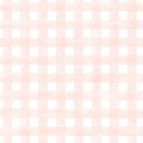 safari quilt pink check nursery cute coordinate