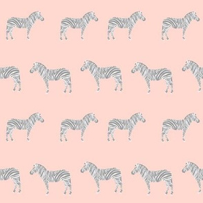 safari quilt pink and grey zebra animals nursery cute coordinate
