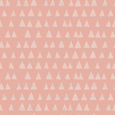 love triangle pinks