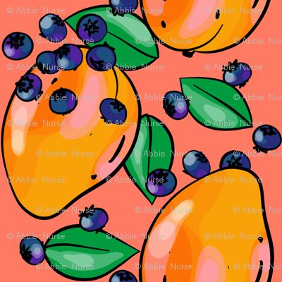 Mango Fandango Tangerine