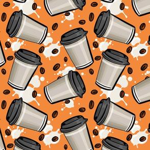 Coffee Fix Tangerine