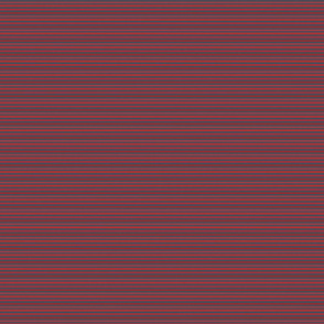 Fishman Donut  Coordinate  Striped Fabric