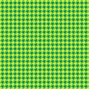 Dogtooth larger (Emerald & Chartreuse)