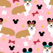 corgi theme park dog