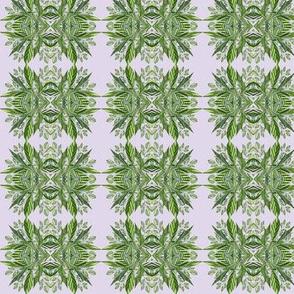 leaf bow tie