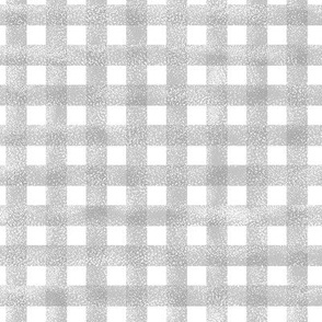 safari quilt coordinate check grey and white nursery fabric