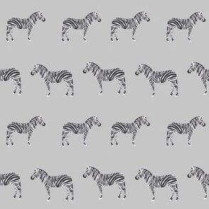 safari quilt coordinate zebra grey and white nursery fabric