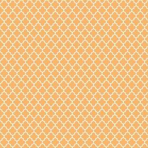 quatrefoil mango - small
