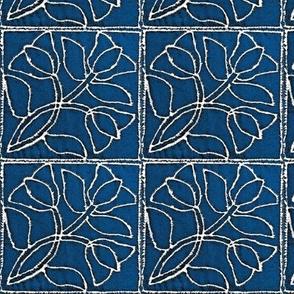 sashiko tulip blue2 90