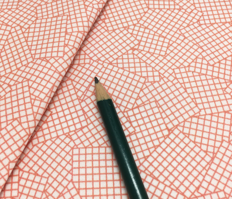Sudoku Grid Mashup - Melon on Cantaloupe Cream