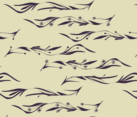 01floralpattern fabric by 2329_design on Spoonflower - custom fabric