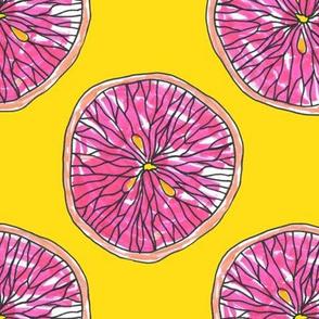 Summer Citrus pattern