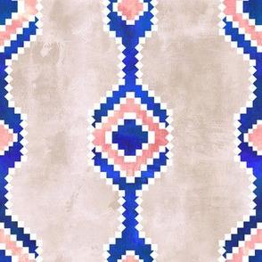 boho basic diamond stripe 12g