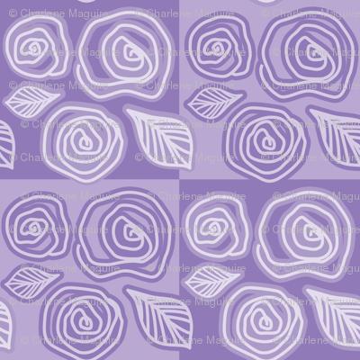Phat Purple Rosy Flow