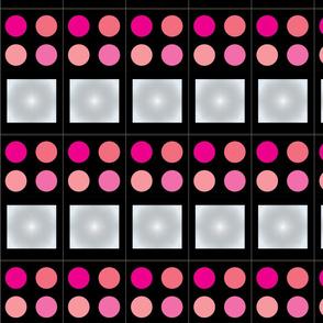 Eyeshadow pallet- Pink tone shadows  1