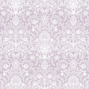 lace (lilac)