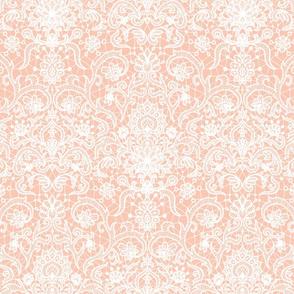 lace (peach)