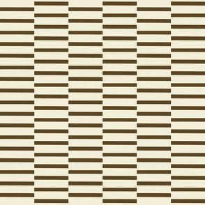 binding stripes, brown-c